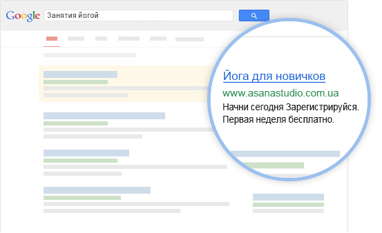 Контекстная реклама в Google Adwords